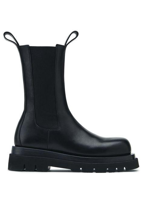 bottega veneta black boots