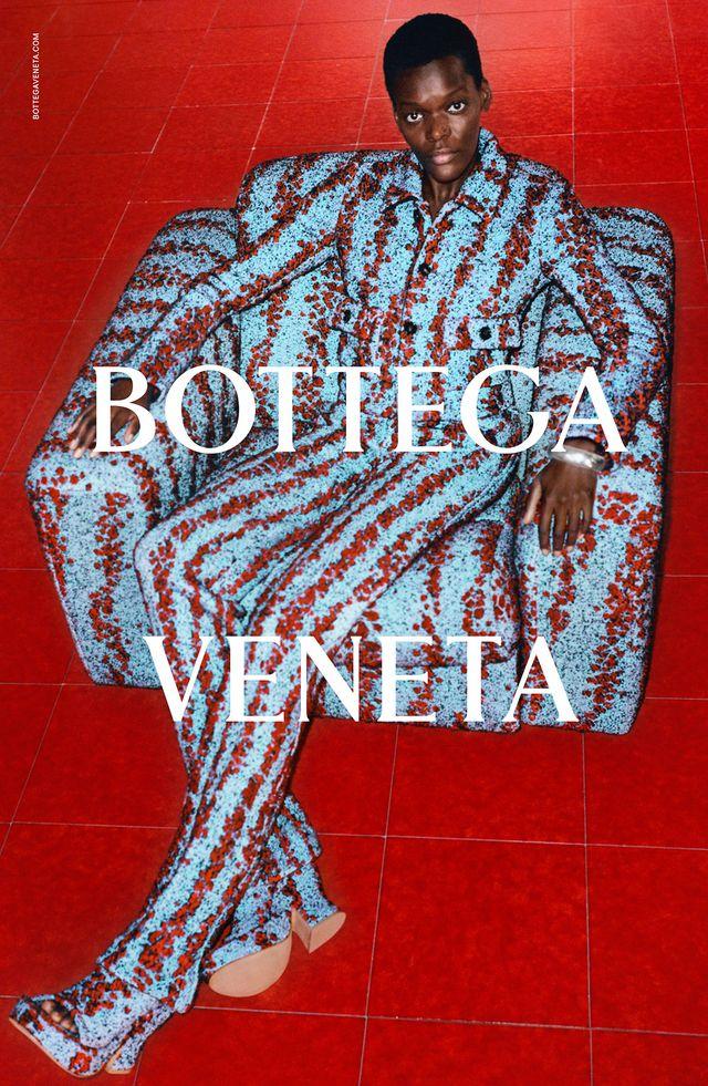 ボッテガ・ヴェネタ、「salon 01 london」コレクション、広告キャンペーン