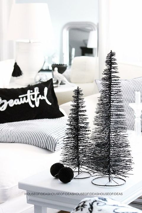 18 Best Black Christmas Tree Ideas Decorate Black Christmas Trees