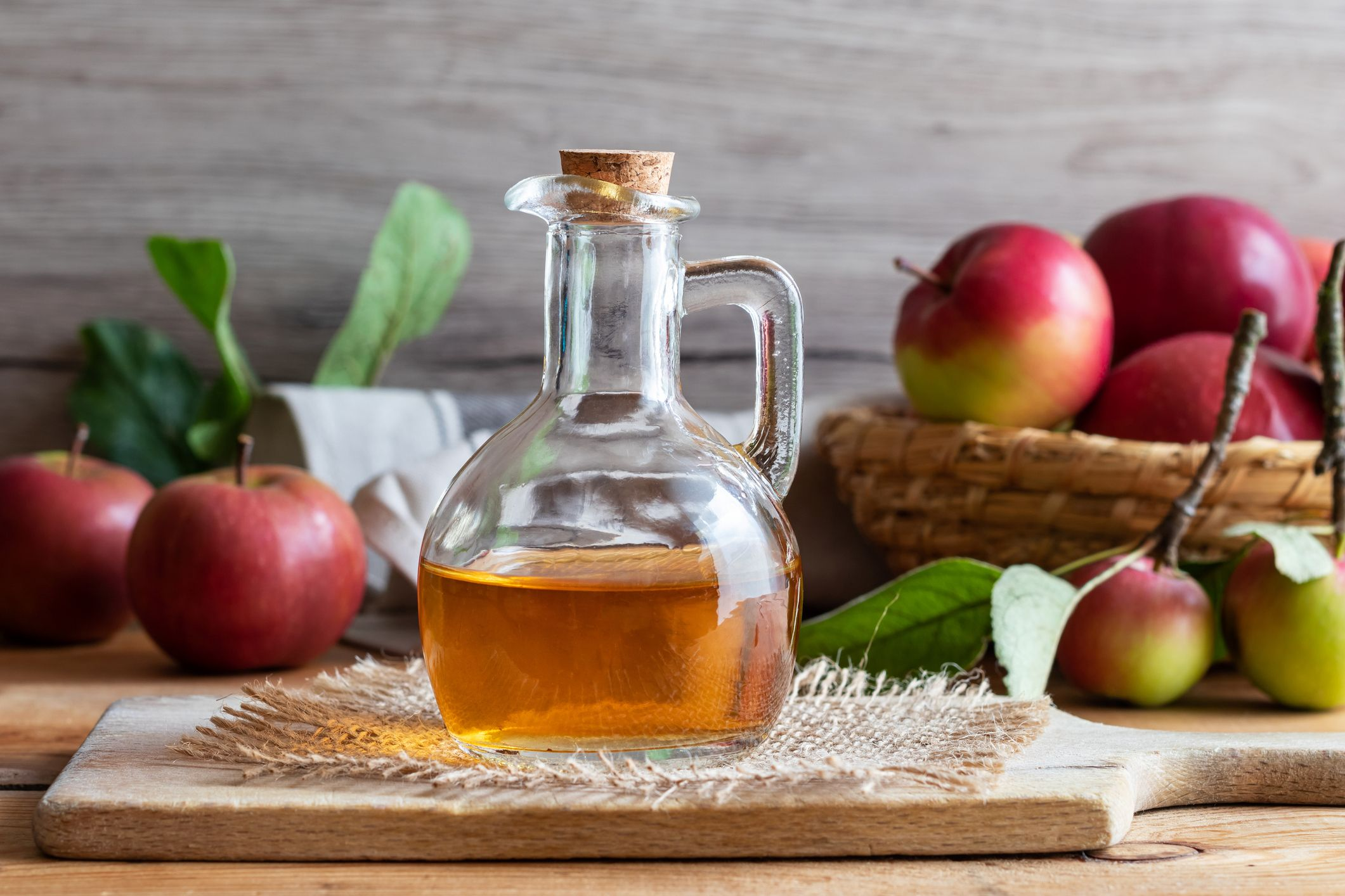 How much vinegar to drink daily for weight loss