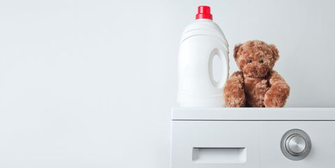 How to clean and sanitise toys