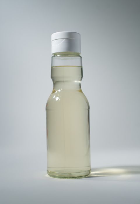bottle of rice wine vinegar