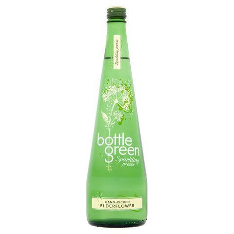 Drink, Liqueur, Crème de menthe, Bottle, Juice,