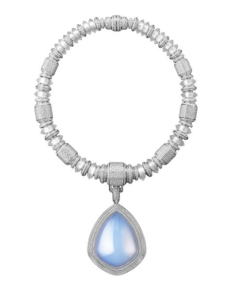 boucheron contemplation necklace