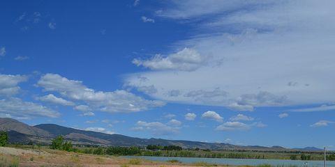 Boulder, Colorado reservoir