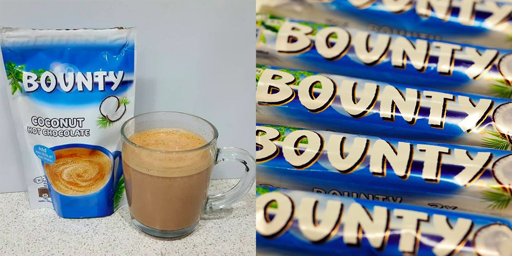 Bounty Hot Chocolate Is Here, And It's All Kinds Of Delicious