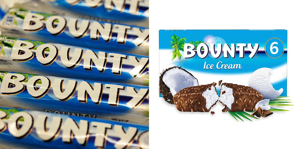 Bounty Ice Cream Bars Are Our New Favourite Way To Eat The Coconut-Flavoured Chocolate!
