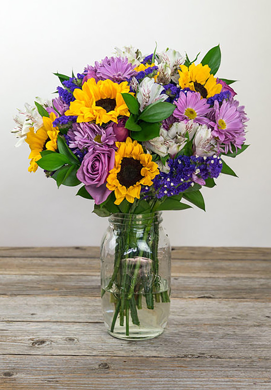 Frozen Themed Flower Arrangement The Most Beautiful Flower 2018