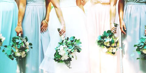 Green, Photograph, Dress, Clothing, Aqua, Turquoise, Teal, Wedding dress, Bride, Flower,