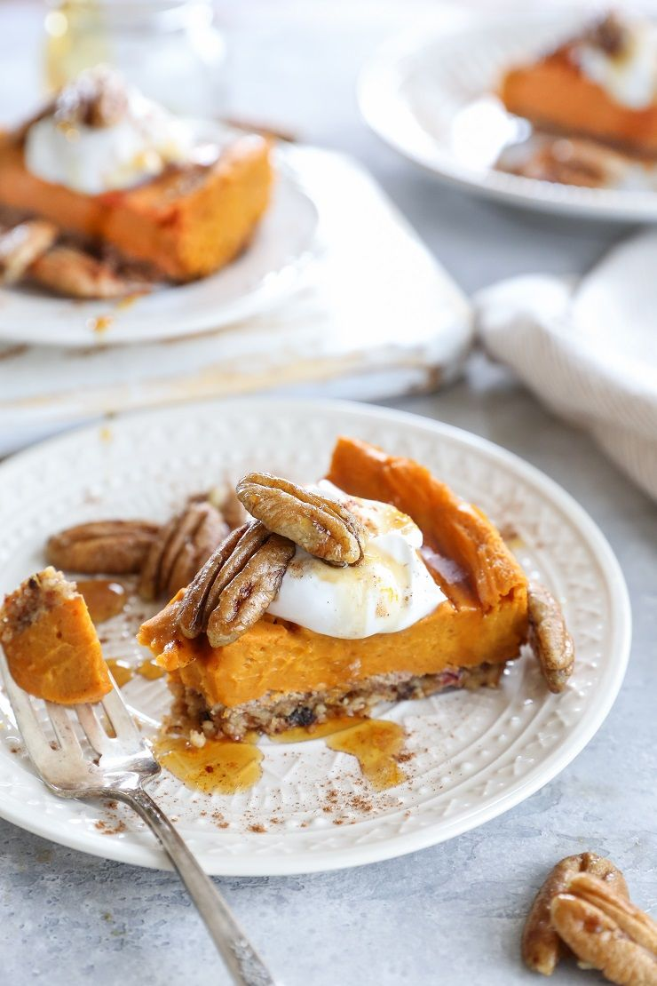 bourbon orange sweet potato pie recipe