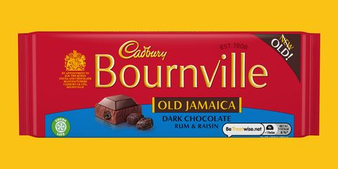 Cadbury Has Relaunched Bournville Old Jamaica And We're Feeling All Nostalgic