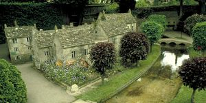 Bourton Model Village - Gloucestershire