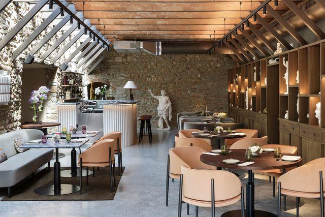 nuevo hotel boutique en la toscana de point3architecture