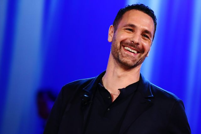 rome, italy   may 12  raoul bova attends the maurizio costanzo show at studios de paolis on may 12, 2016 in rome,   photo by ernesto rusciogetty images