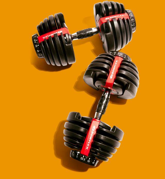 bowflex weights