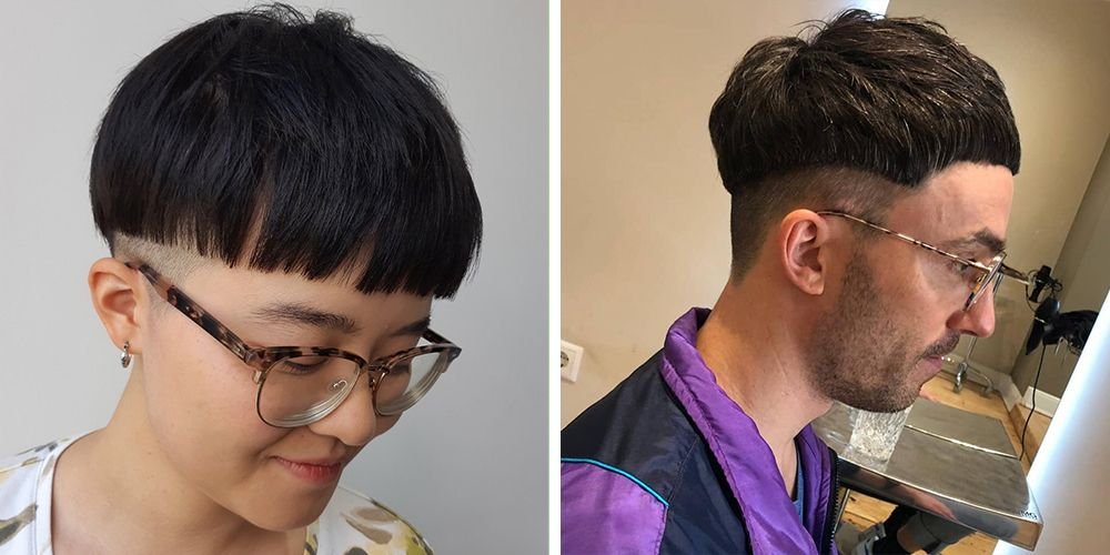 People Are Bringing Bowl Cuts Back in Style, and It's Giving Us '90s Hair PTSD