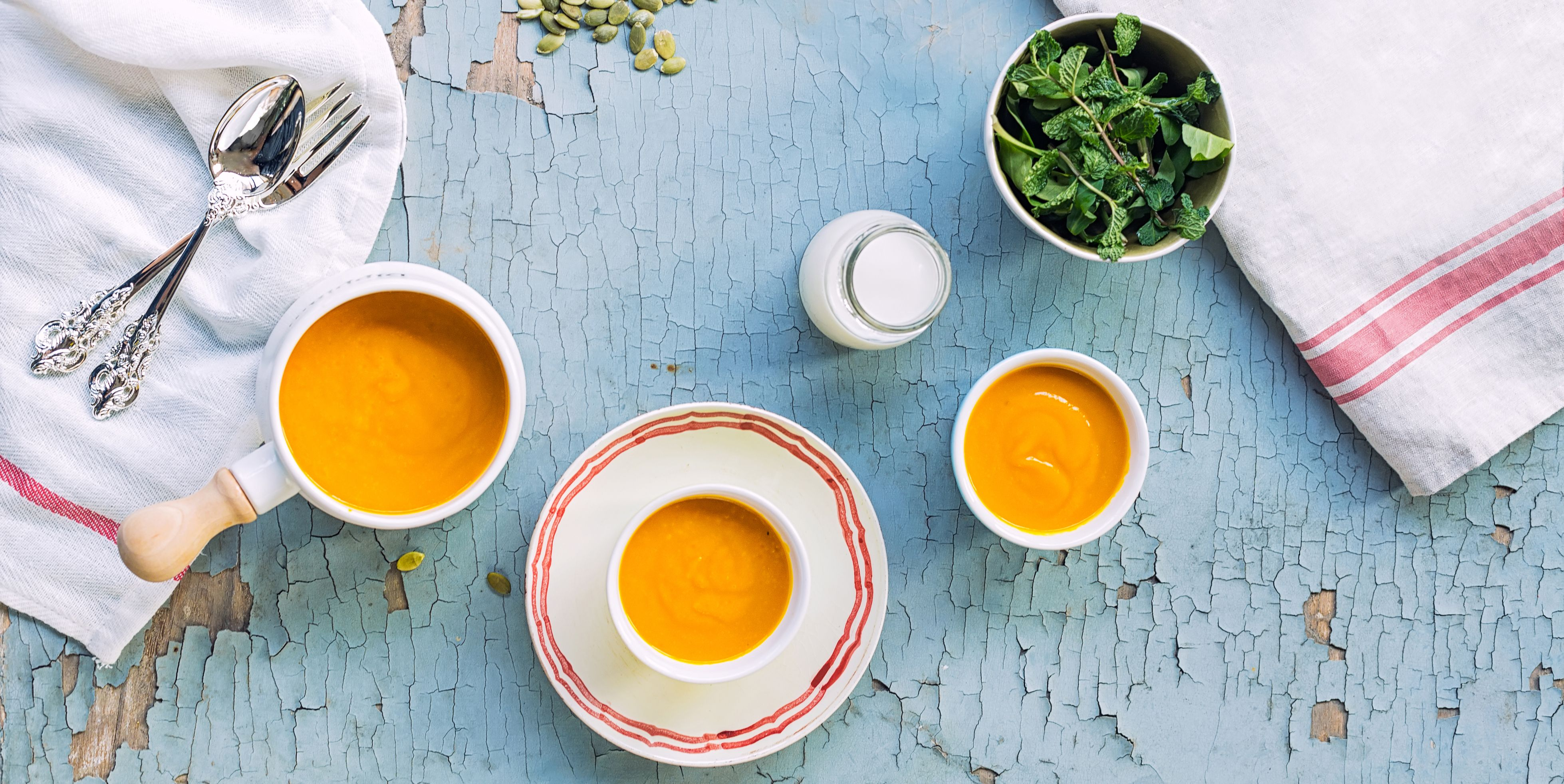 40 Easy Pumpkin Soup Recipes How To Make The Best Savory Pumpkin Soups