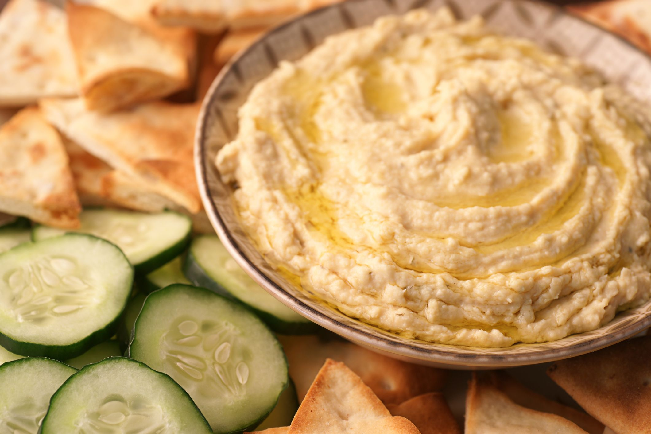 Is Hummus Healthy? We Asked the Experts