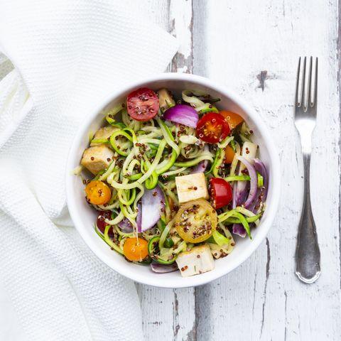 health benefits vegetable pasta