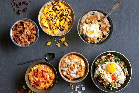 6 New Ways to Top Your Oatmeal