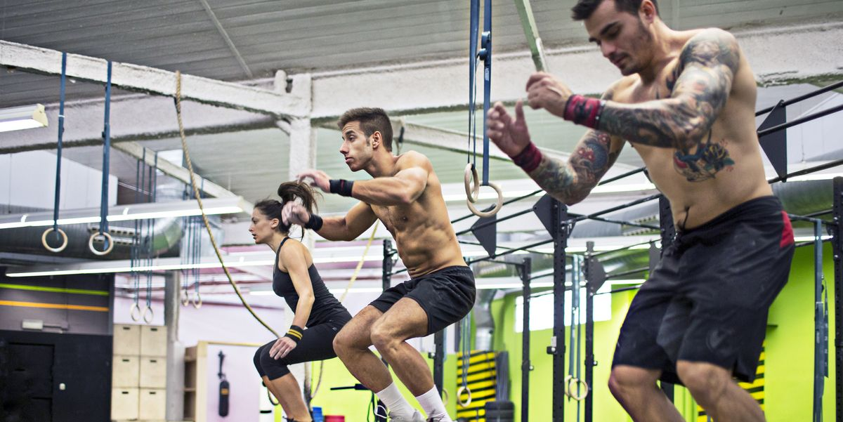 e014148a07b04 What You Need to Crush Every CrossFit WOD