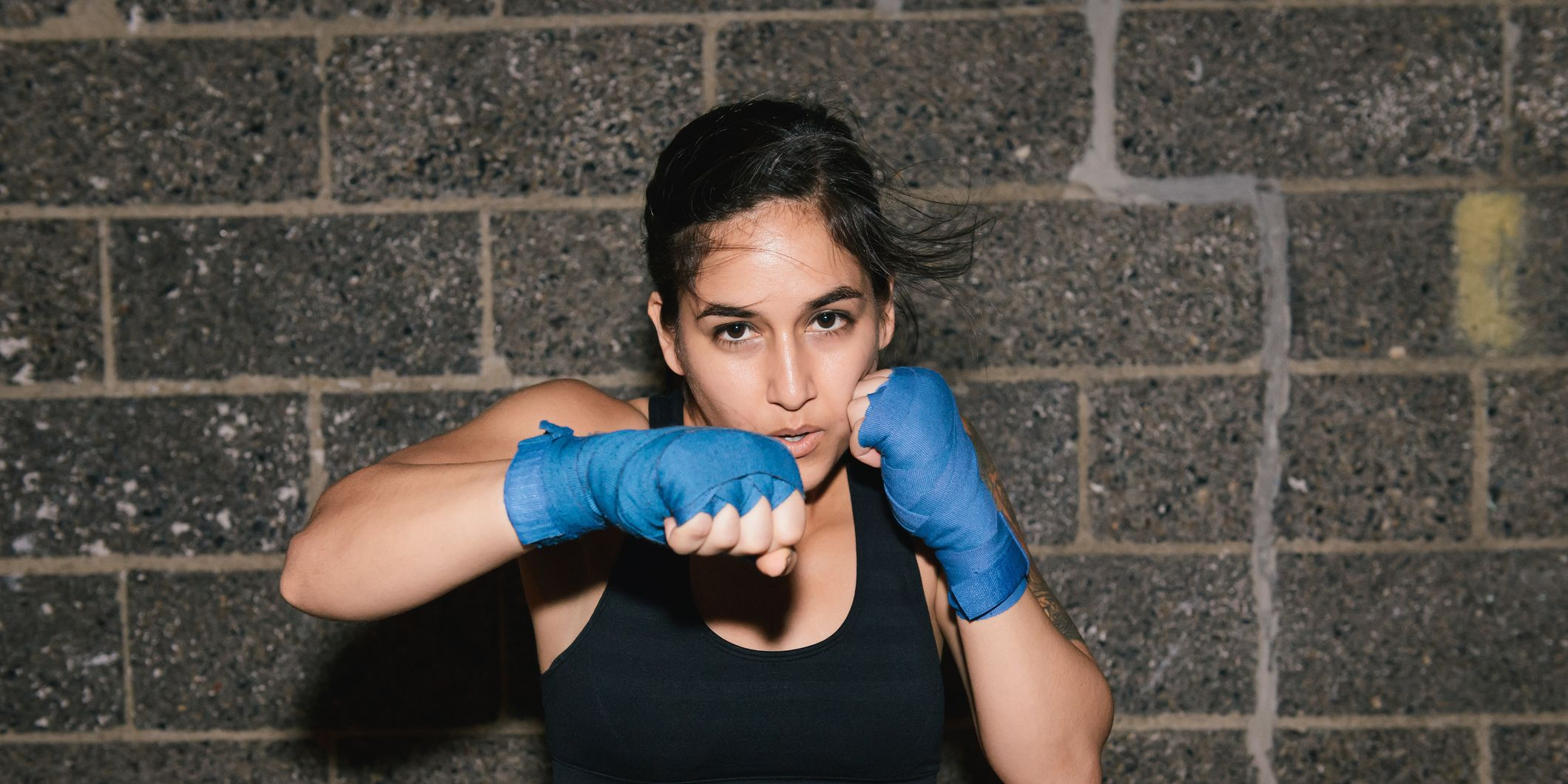 La boxe contro ansia, stress e depressione