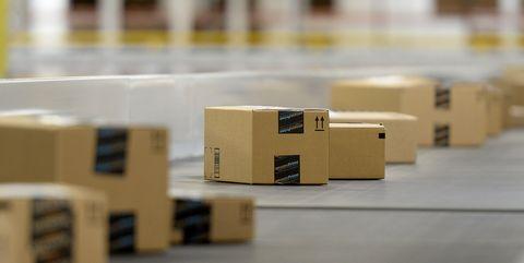 Amazon Fulfillment Center Opens In San Bernardino