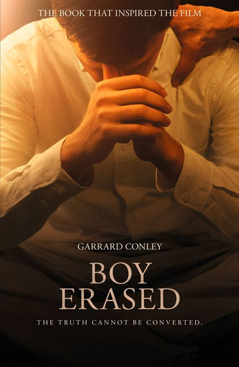 Boy Erased: A Memoir by Gerrard Conley