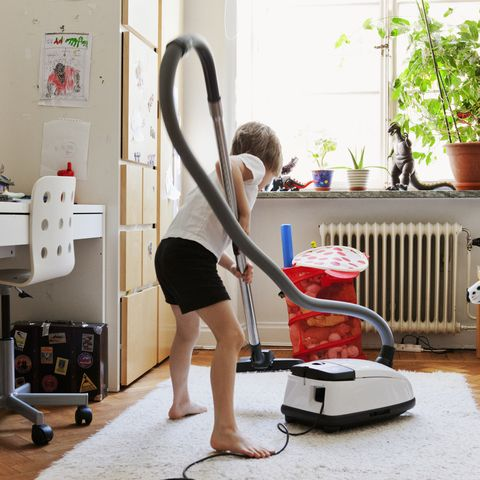 Chores Lead to Successful Adults - Children Who Do Chores are More Successful