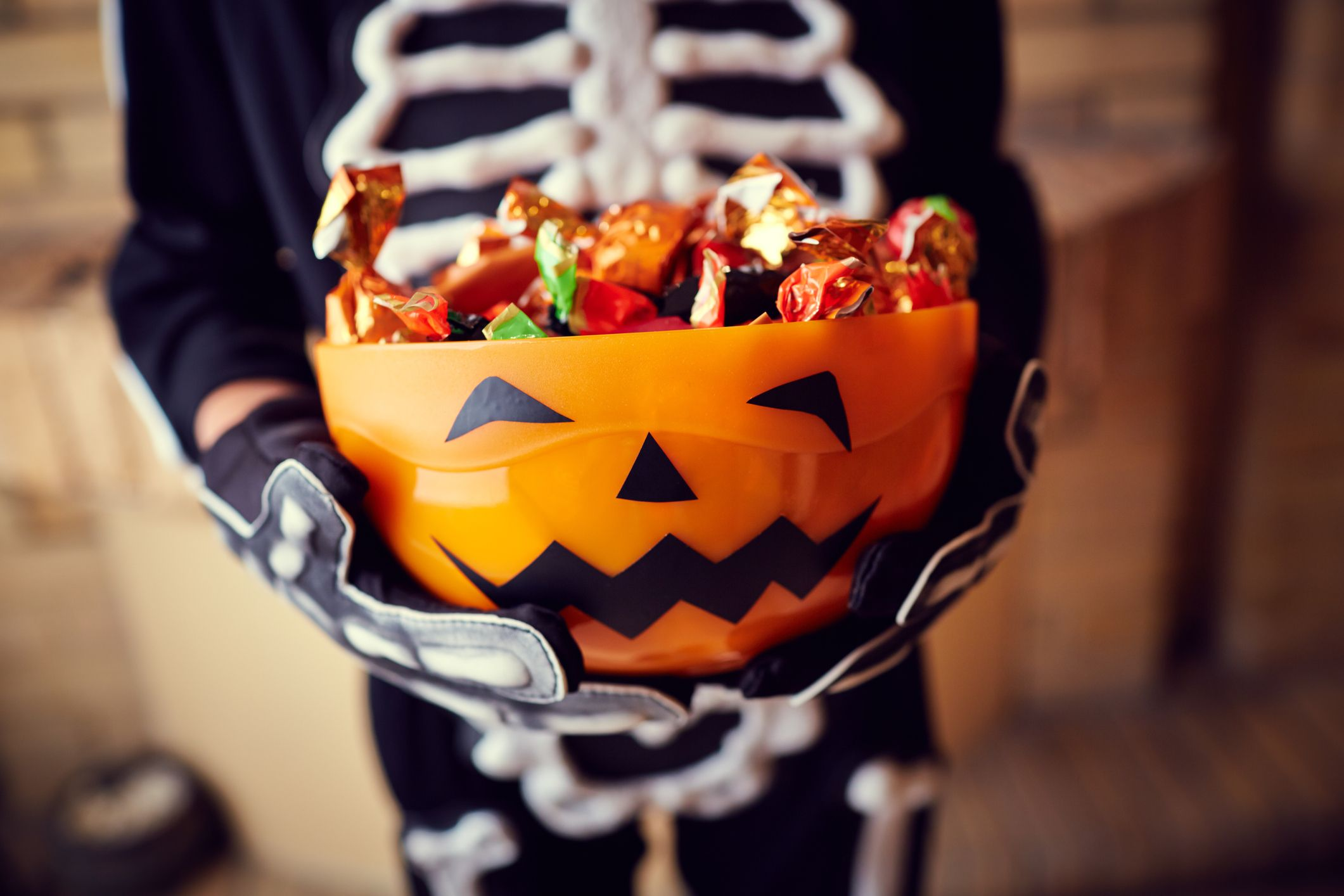 Halfway Healthy Halloween Candy Options That Won't Completely Wreck Your Diet