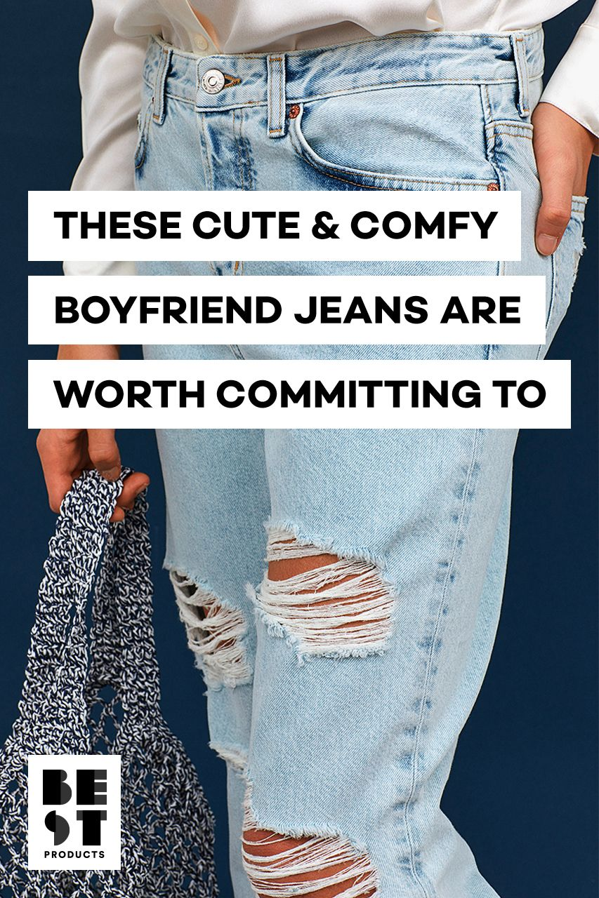 Women Jeans 10 Cute Boyfriend Jean Best Styles For 2018 34RLcj5Aq
