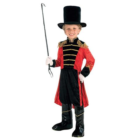 boys halloween costume - circus ringmaster