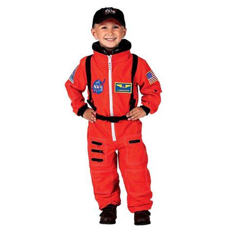 boys halloween costume - astronaut