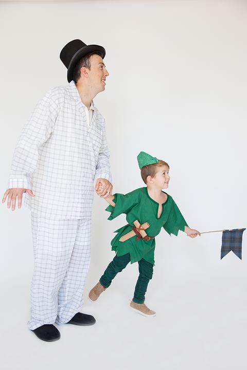 peter pan boys halloween costume