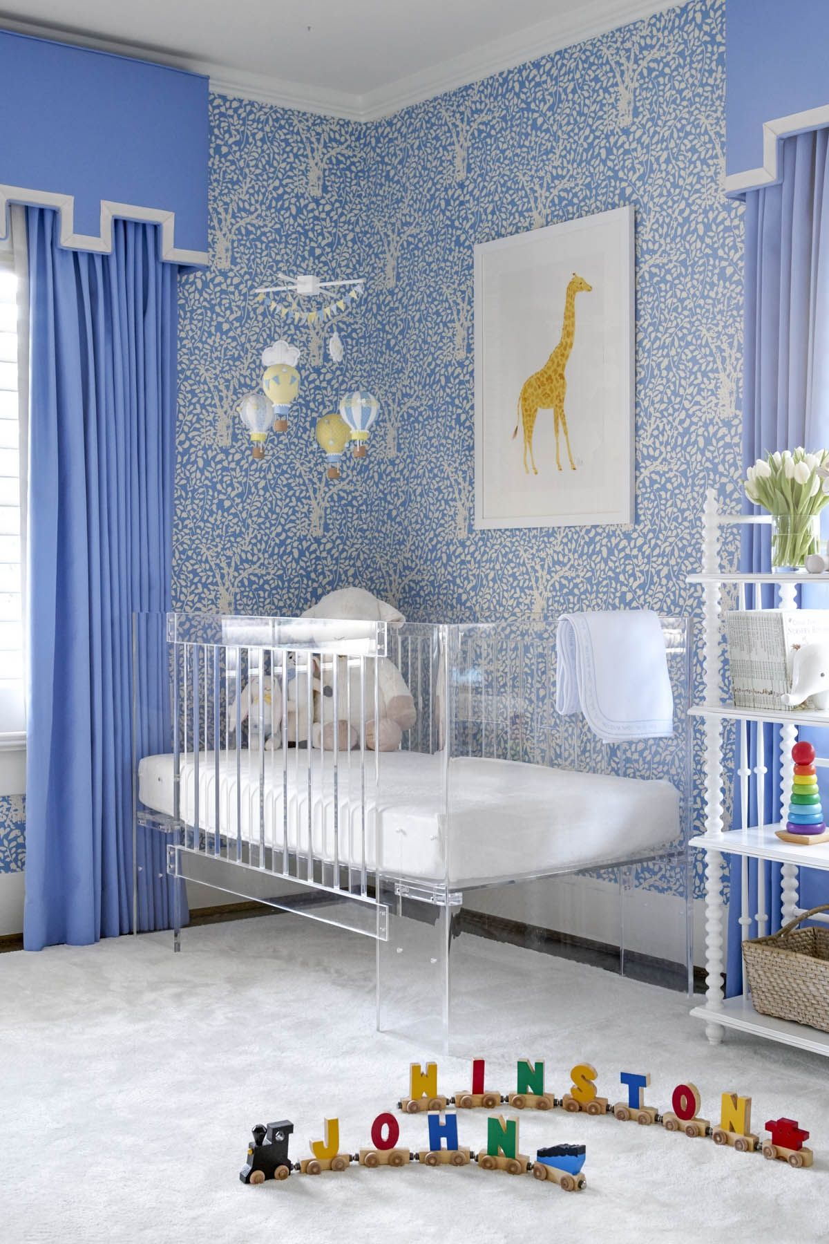 Amy Berry Clear Crib
