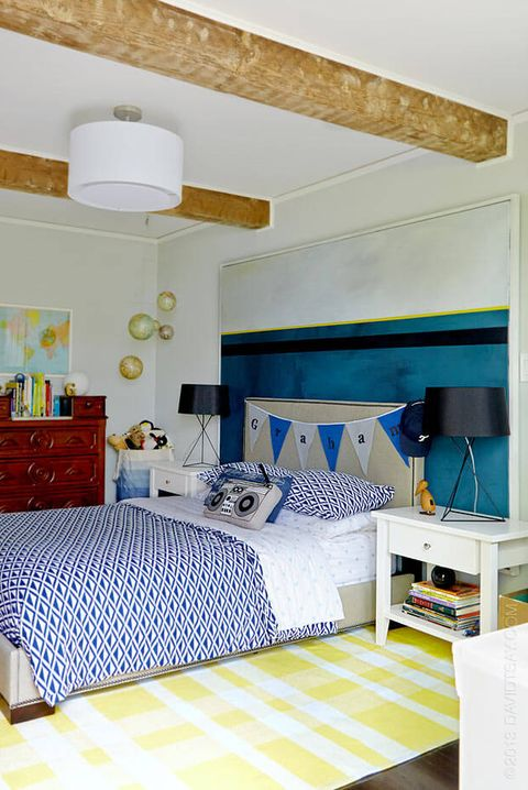 14 Boys\' Room Ideas - Baby, Toddler & Tween Boy Bedroom ...