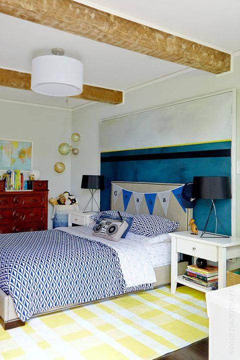 14 Boys\' Room Ideas - Baby, Toddler & Tween Boy Bedroom ...