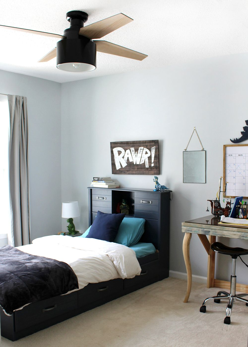 boy themed rooms