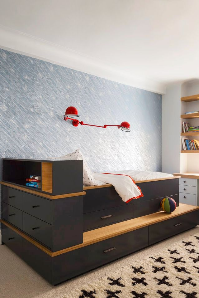 31 Best Boys Bedroom Ideas in 2021 - Boys Room Design