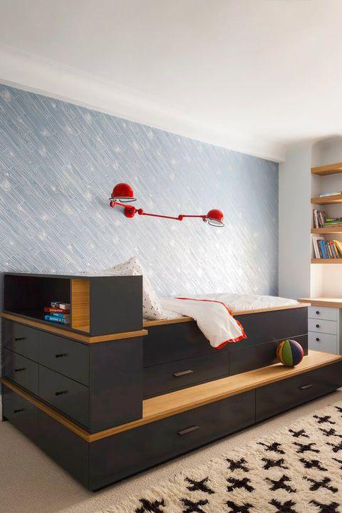 31 Best Boys Bedroom Ideas in 2020 - Boys Room Design
