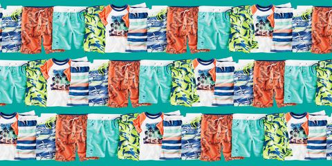 OshKosh B'gosh best boys swim trunks 2018