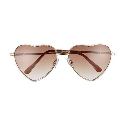 7c46f246a2c 10 Cute Heart Shaped Sunglasses for 2018 - Best Heart Sunglasses