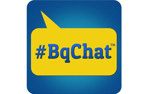 BQ's (Boston Qualifying) Twitter Chat Logo