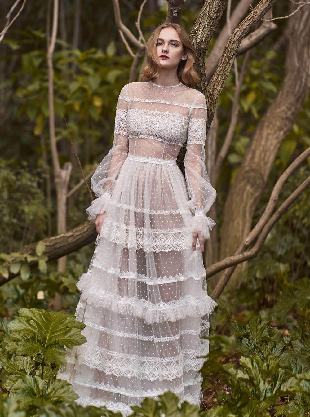 140 Best Bohemian Wedding Dresses - Boho Wedding Dress Ideas for ...