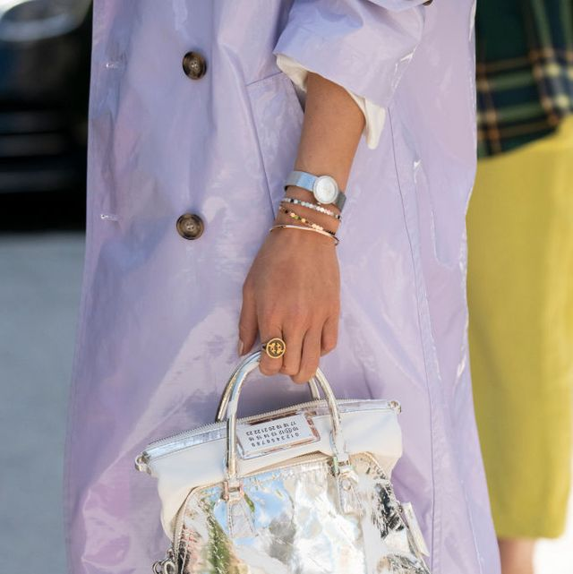 bracciali moda inverno 2021 argento