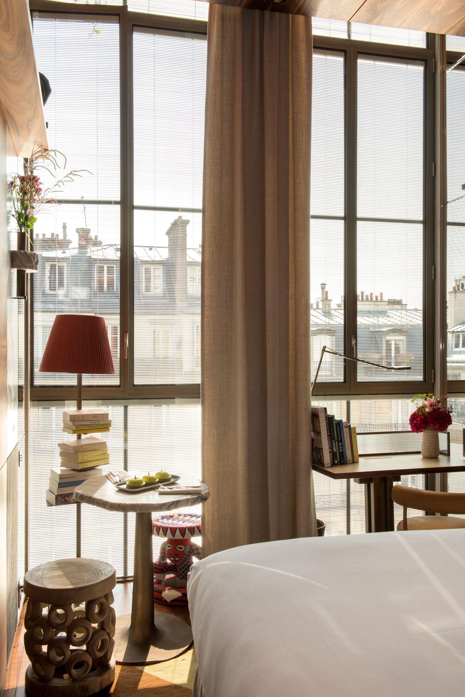 Brach, 1-7 rue Richepin, Parigi, design di Philippe Starck