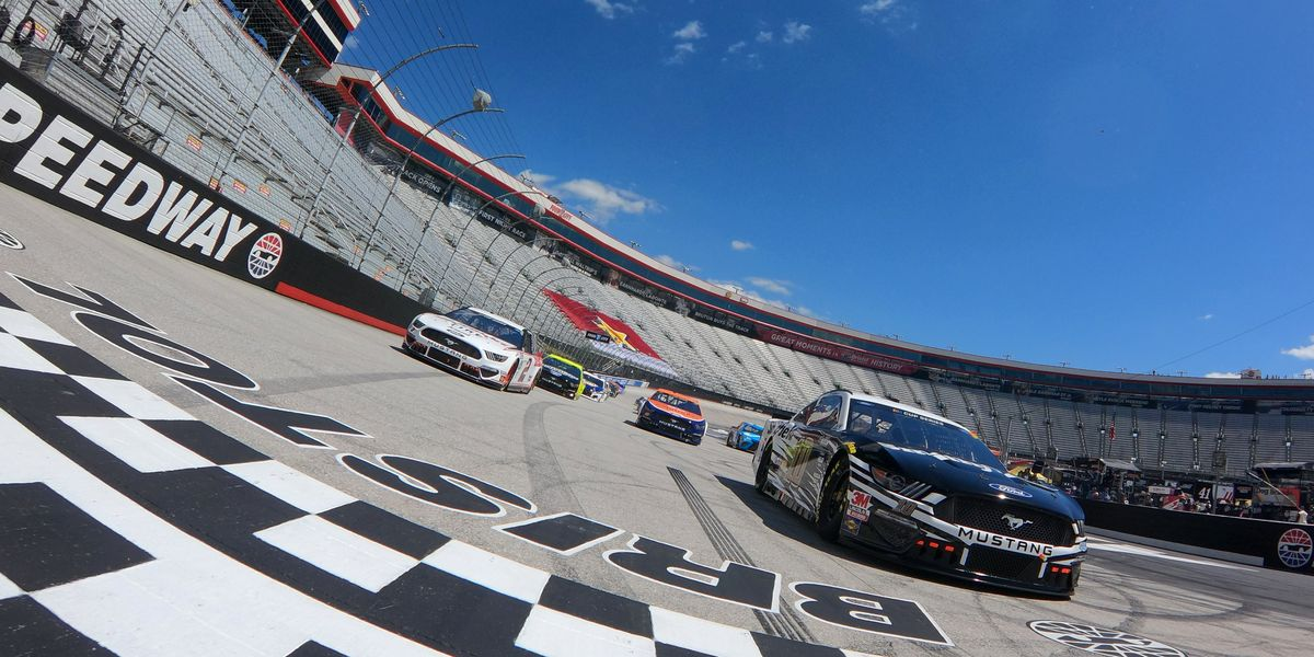 NASCAR All-Star Race at Bristol to Feature 'Choose Rule'