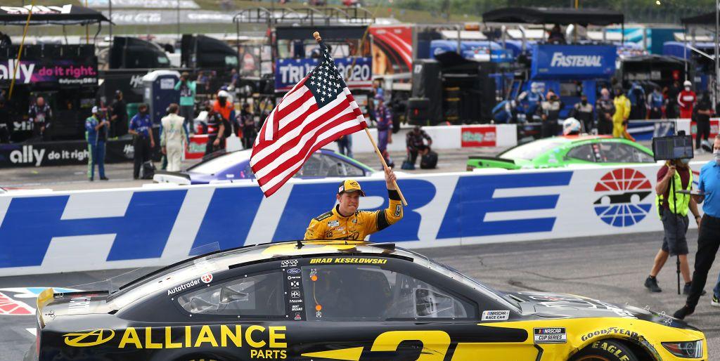 Gallery: NASCAR at New Hampshire Sunday Aug. 2, 2020