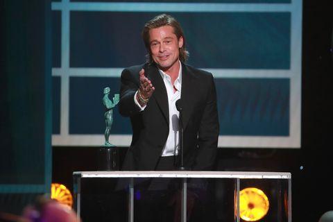 brad pitt26th Annual Screen ActorsGuild Awards - Show