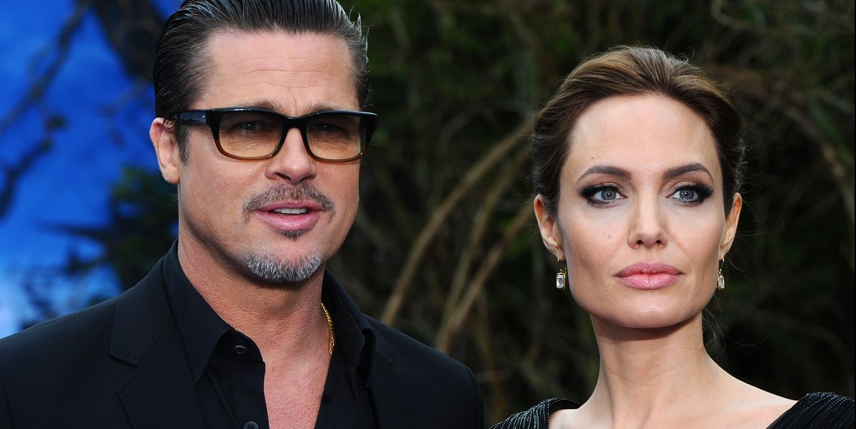 """Brad Pitt and Angelina Jolie Are Happily Co-Parenting After """"a Lot of Family Therapy"""""""